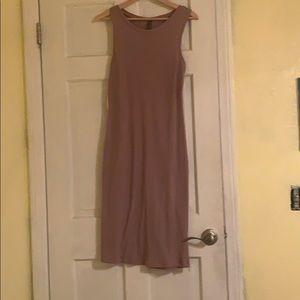 L bodycon dress